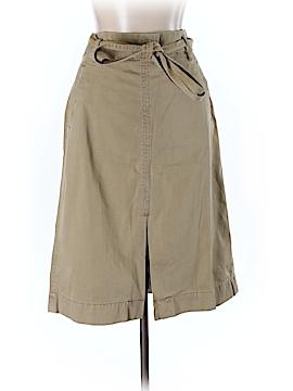 J. Crew Denim Skirt Size 10