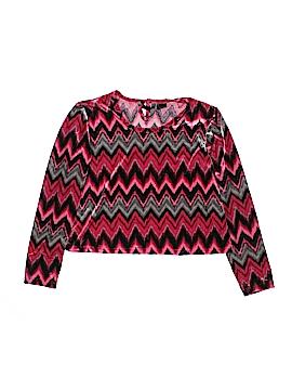 MissUnderstood Long Sleeve Blouse Size L (Kids)