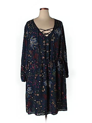 Ava & Viv Casual Dress Size 4X (Plus)