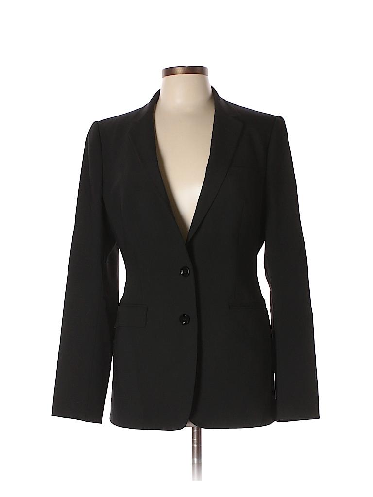 Dolce & Gabbana Women Wool Blazer Size 46 (IT)