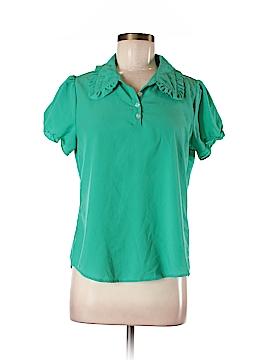 Trinity Short Sleeve Blouse Size M
