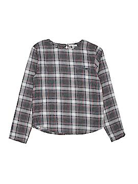 Louis Louise Long Sleeve Blouse Size 10