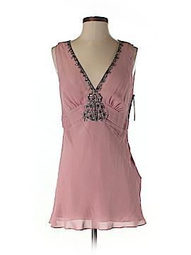 DKNY Sleeveless Silk Top Size 10