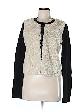 RACHEL Rachel Roy Faux Fur Jacket Size M