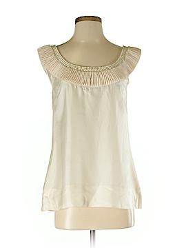 Yoana Baraschi Sleeveless Silk Top Size S