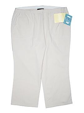 Denim & Co Casual Pants Size 1X (Plus)