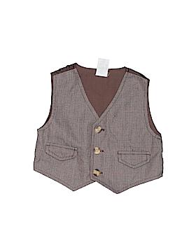 Baby Togs Tuxedo Vest Size 3-6 mo