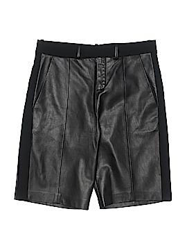 IRO Faux Leather Shorts Size 36 (FR)