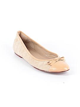 Delman Shoes Flats Size 8