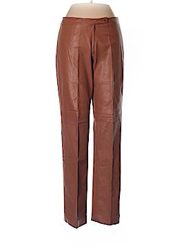 BCBGMAXAZRIA Leather Pants Size 0