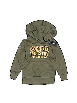 Diesel Pullover Hoodie Size 18 mo