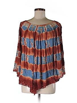 Fashion Fuse 3/4 Sleeve Blouse Size S