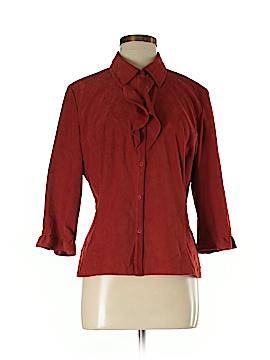 Plaza South 3/4 Sleeve Blouse Size 8