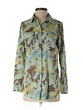 DASH Long Sleeve Blouse Size XS