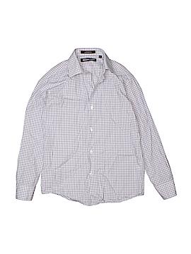 Michael Kors Long Sleeve Button-Down Shirt Size 12