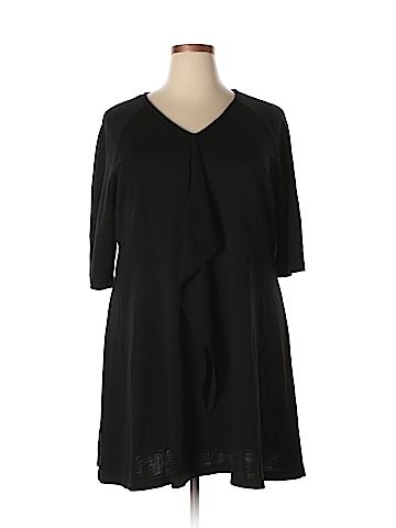 Lane Bryant Casual Dress Size 24 - 22 Plus (Plus)