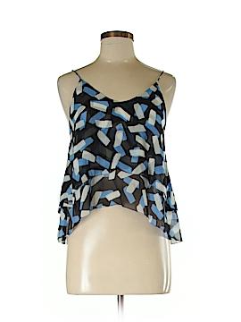 Townsen Sleeveless Silk Top Size XS