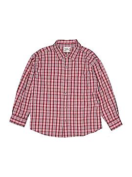 Levi's Long Sleeve Button-Down Shirt Size 8 - 10