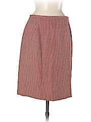 Ann Taylor Women Wool Skirt Size 8