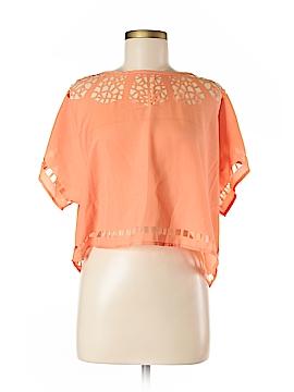 L'affaire Short Sleeve Blouse Size M