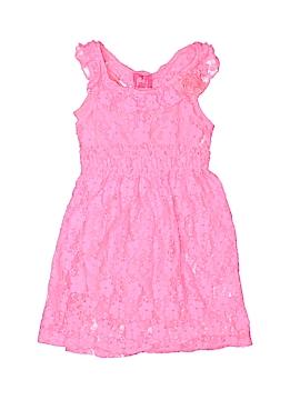 Pinky Dress Size 4T