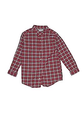 Columbia Long Sleeve Button-Down Shirt Size 6