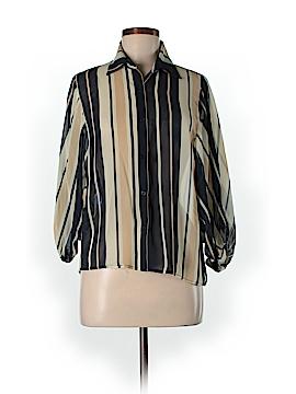 Sans Souci 3/4 Sleeve Blouse Size M