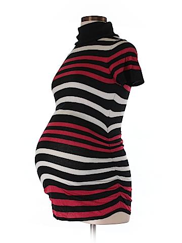 A Pea in the Pod Silk Pullover Sweater Size M (Maternity)
