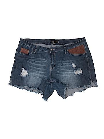 Cato Denim Shorts Size 20 (Plus)