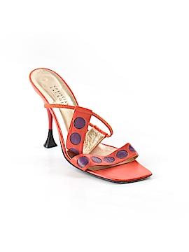 Christian Lacroix Heels Size 9 1/2