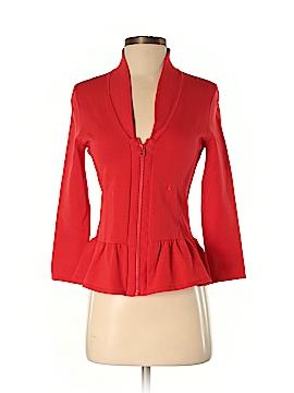 Pink Tartan Cardigan Size XS