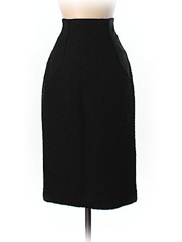 Hussein Chalayan Wool Skirt Size 40 (IT)