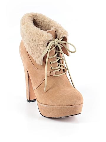 Pour La Victoire Ankle Boots Size 6