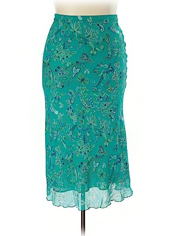 I.S.C. Silk Skirt Size XL