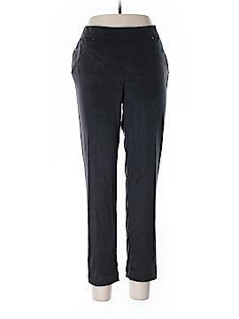 New Directions Velour Pants Size 14 (Petite)