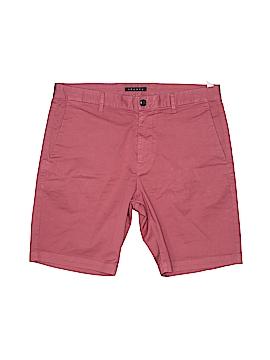 Theory Khaki Shorts 32 Waist