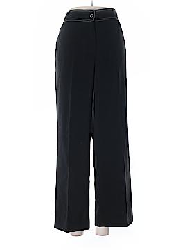 Susan Graver Dress Pants Size M (Petite)