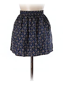 Lux Silk Skirt Size M