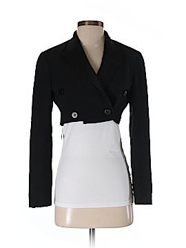 Cache Wool Blazer Size 2