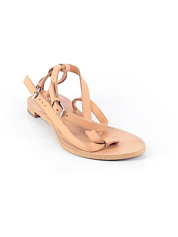 Zara Basic Sandals Size 37 (EU)