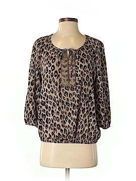 Laura Ashley 3/4 Sleeve Blouse Size M (Petite)