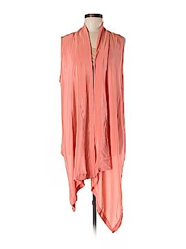 Winter Kate Silk Cardigan Size L