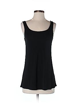 Eileen Fisher Sleeveless Silk Top Size P (Petite)
