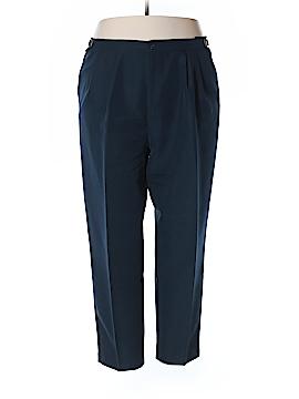 Liz Baker Dress Pants Size 22W (Plus)