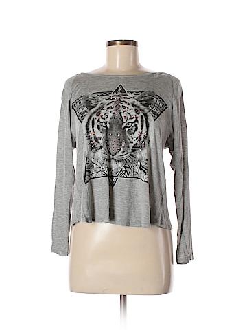 I. Joah Long Sleeve Top Size M