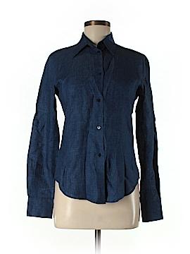 Loro Piana Long Sleeve Button-Down Shirt Size 40 (EU)