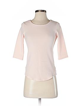 Bar III 3/4 Sleeve Blouse Size XXS
