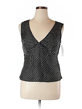 Calvin Klein Sleeveless Blouse Size 14