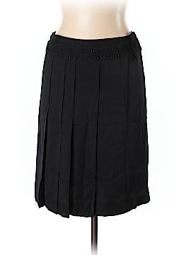 Alberta Ferretti Collection Silk Skirt Size 8