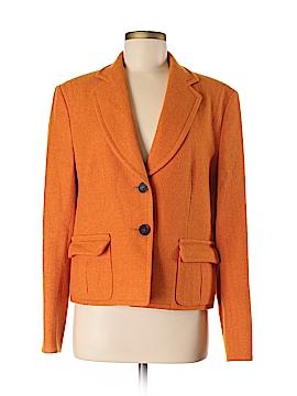 Rene Lezard Wool Blazer Size 42 (IT)